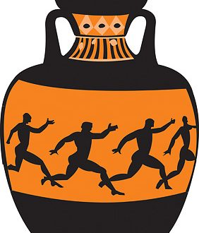 Ancient GREEK ART – decorate your vase