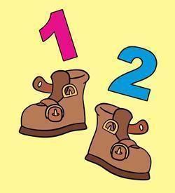 Caratteristiche del suono: One, two, buckle my shoe