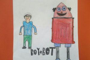 BOY and BOT – libro da leggere insieme e da disegnare