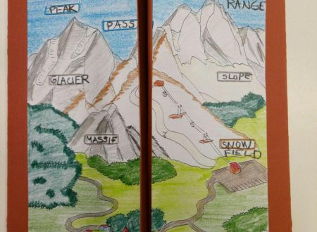 Lapbook MOUNTAINS