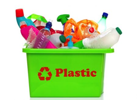 PLASTIC is made from oil
