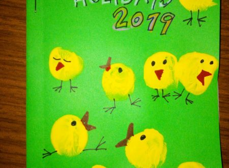 EASTER diary