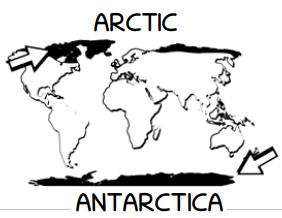 POLAR ZONE – climate zones